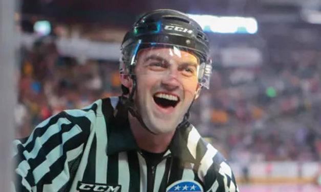 ECHL's Richardson Wins 2019 Birmingham Award