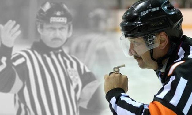 Former KHL Referee Alexander Cherenkov Dies at 53