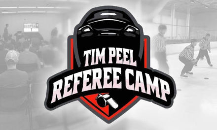 Tim Peel Referee Camp Schools Stripes in St. Louis