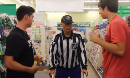 A Day in the Life of a Retired NHL Linesman