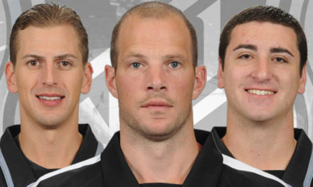 NHL Promotes MacDougall, Mills, Tobias to Full-time Officials