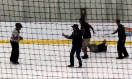Referee Attacked at Lethbridge Youth Hockey Tournament