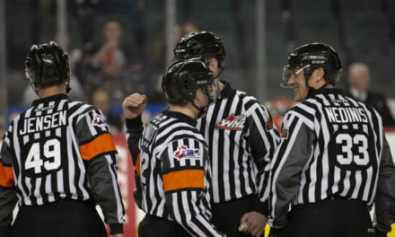 WHL Referees and Linesmen for 2019-20