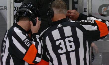 NHL Coach's Challenge Tracker 2019-20 – Regular Season