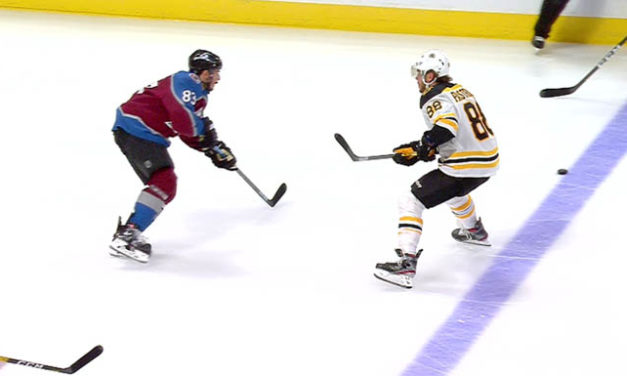 Bruins Lose Two Goals on Coach's Challenges, Lose Game