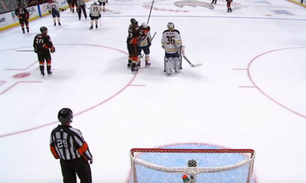 Ducks' Ritchie Fined for Roughing