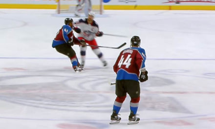 Blue Jackets' Foligno Suspended Three Games for Elbowing Avs' Bellemare