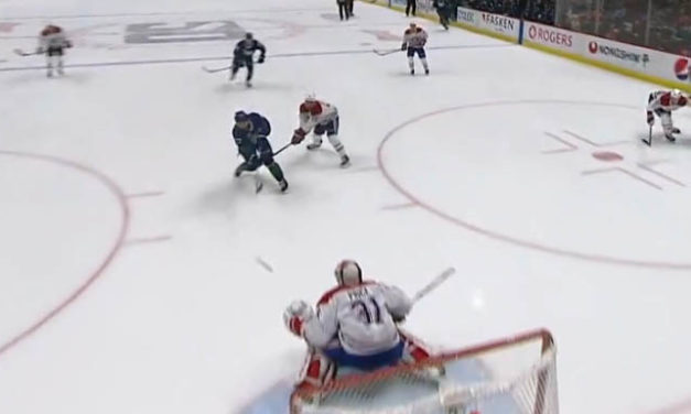 Habs Penalized On Play Wiped Out via Coach's Challenge