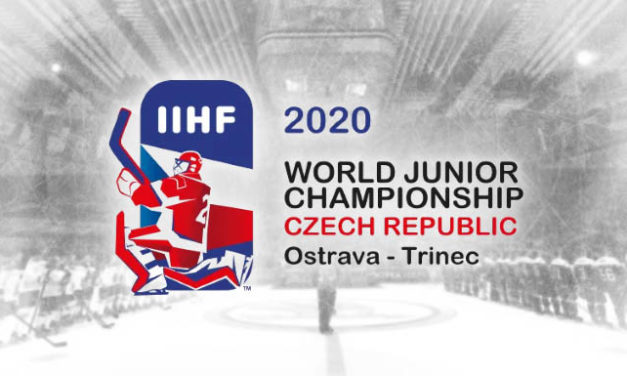 IIHF 2020 World Junior Championship Referees and Linesmen