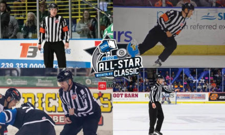 ECHL Names Referees and Linesmen for 2020 All-Star Classic