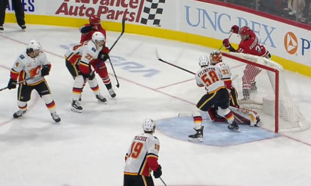 NHL Rules on Legality of Lacrosse-Style Goals, High Sticks