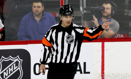 NHL Players Name Best Ref, Worst Ref in Athletic Survey