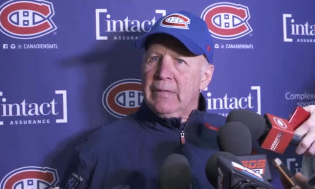 Habs' Julien Fined $10K for Criticizing Refs After Loss