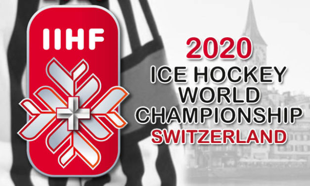 IIHF Referees and Linesmen for 2020 World Championship