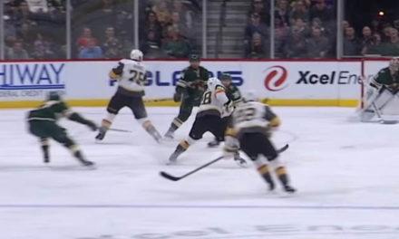 NHL Fines Canucks' Roussel, Wild's Dumba for Slashing