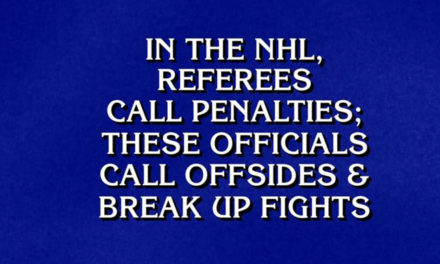 Jeopardy! Question on NHL Officials Stumps Contestants
