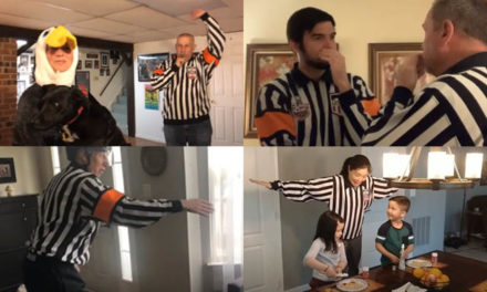 USA Hockey Refs Finding Officiating Action At Home