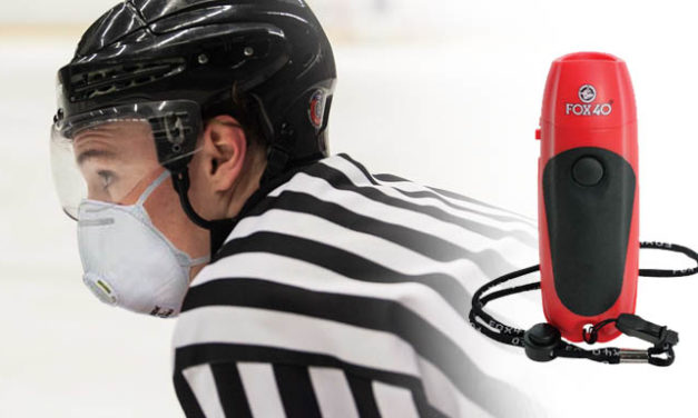 Electronic Whistles Offer Safer Alternative, Possible Opportunity for Officials