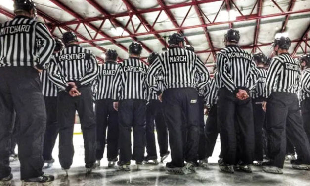 Officiating Camps Cancelled, Rescheduled Over COVID-19 Concern
