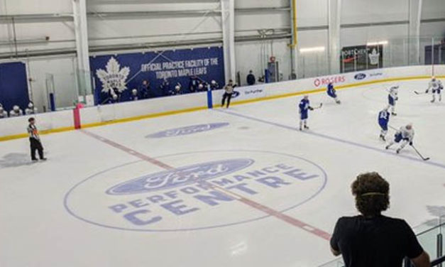 Maple Leafs Blocked From Using Officials at Training Camp