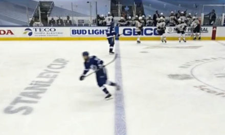 Bolts' Cooper Frustrated By Goal Lost to Coach's Challenge