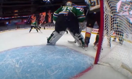Golden Knights' Game-Tying Goal Stands After Stars Challenge for Interference