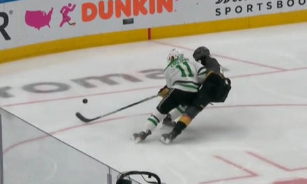 Puck Over Glass Penalty Wreaks Havoc in Playoff OTs