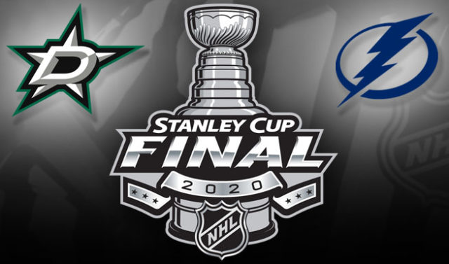 2020 Stanley Cup Final Referees and Linesmen