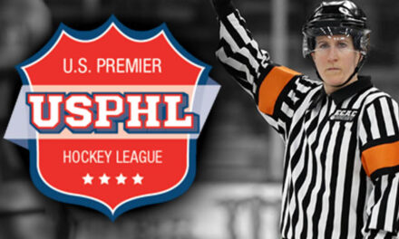 All-Female Crew to Officiate USPHL Game