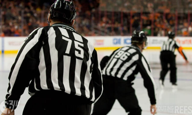 NHL Referees and Linesmen Realigned for 2020-21 Season