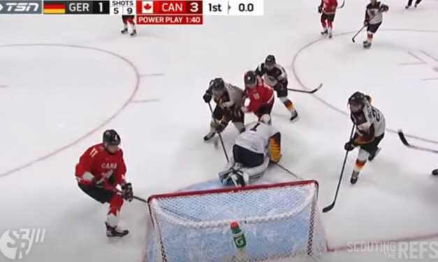 WJC: Clock Changes After Canada Appears to Score After Buzzer
