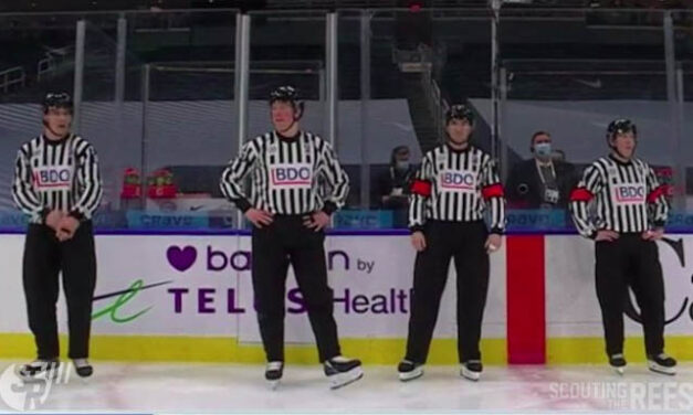 IIHF's Ask The Experts on Officiating