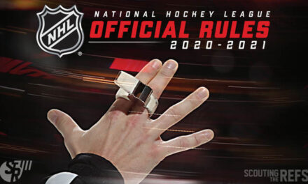 NHL Rule Changes for 2020-21 Season
