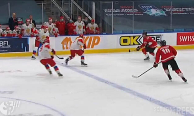 WJC: Offside Challenge Wipes Out Russian Goal