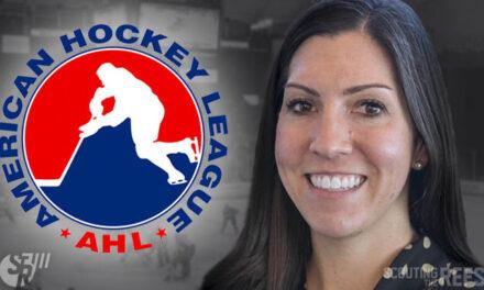 AHL Names Hayley Moore VP of Hockey Ops