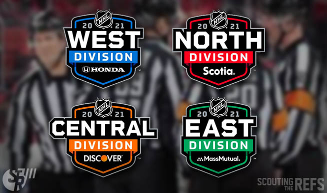 NHL's North Division Gets Dedicated Refs in League Alignment