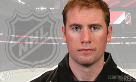Referee Dan Kelly Set To Make NHL Debut… as a Linesman