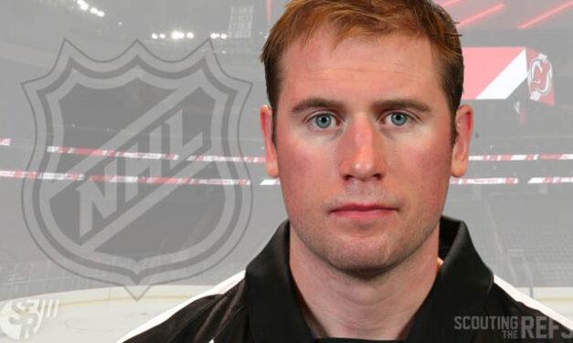 Referee Dan Kelly Set To Make NHL Debut… as a Linesman