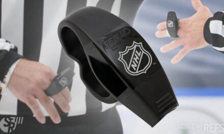 NHL Officials Move to New Fox40 Whistle: The Caul