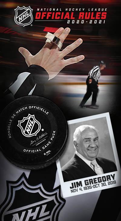 NHL 2020-21 Rulebook