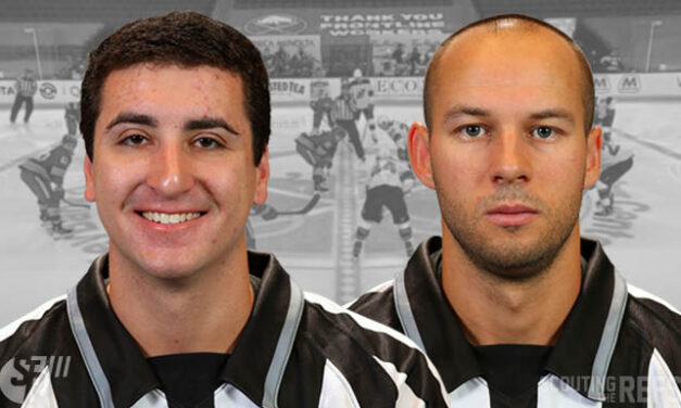 Two NHL Linesmen Out Due To COVID Protocol