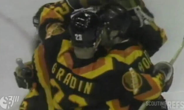 On This Day: Fraser Awards Two Penalty Shots in One Period (2/11/82)