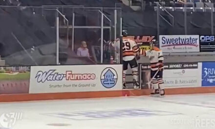 ECHL Suspends Komets' Travis Howe 9 Games for Unsportsmanlike Conduct, Off-Ice Altercation