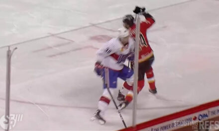 AHL Suspends Laval's Veilleux 4 Games for Knee-On-Knee Hit