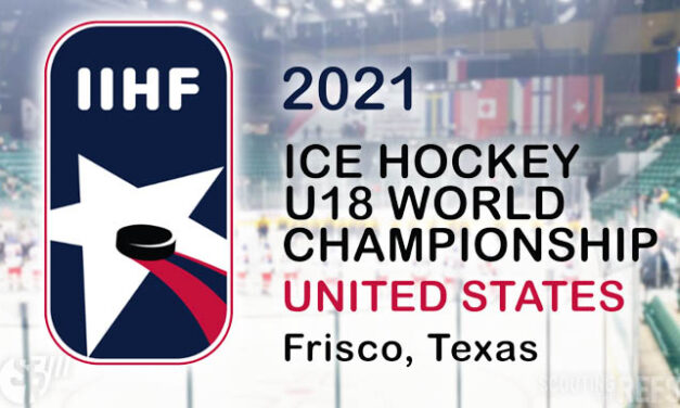 IIHF Referees and Linesmen for 2021 U18 World Championship
