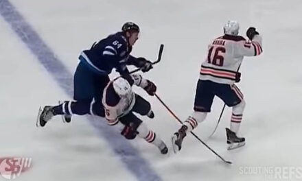 Oilers' Archibald Suspended One Game for Clipping