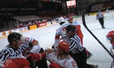 Ref Cam at the IIHF World Championship