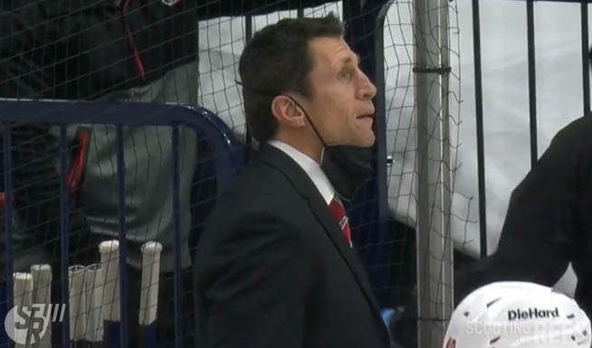 Canes' Coach Brind'Amour Rips Refs After Overtime Loss