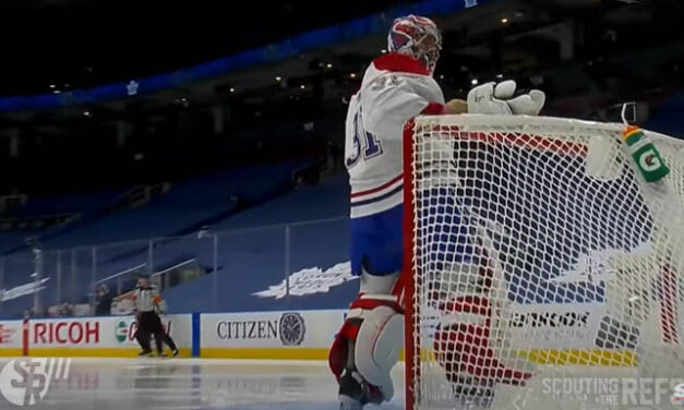 Canadiens' Price Still Putting Gear On as Puck Drops on Game 7