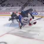 Jets' Scheifele Suspended Four Games for Charging
